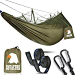 Camping Hammock with Mosquito Net - Outdoor Travel Hammock for Camping Hiking Backpacking 8