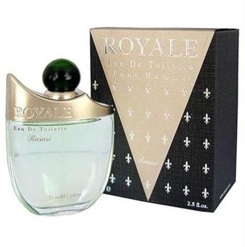 Rasasi Royale Eau De Toilette Pour Homme - 75 Ml (For Men) by Rasasi