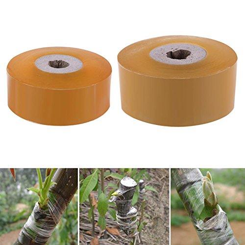 Starnearby 100m Pflanzen gepfropft Film Obstbaum Wrap Tape Garten Kindergarten Band
