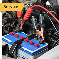 Battery Boosting Service - In Home