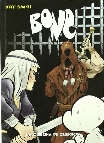 Bone 9 La Corona De Cuernos - Bol por JEFF SMITH