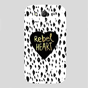 Back cover for Samsung Galaxy Grand Rebel Heart