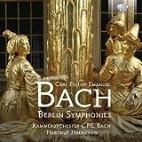 C.P.E. Bach: Berlin Symphonies