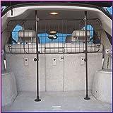 SEAT IBIZA (2006-2008) 4 FIXING CLIP Universal Wire Mesh Dog Guard / Pet Barrier