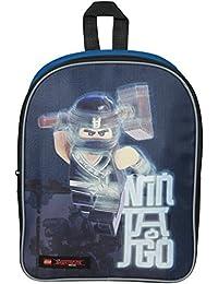 Bolso de escuela Lego Ninjago, bolsa de viaje, mochila deportiva | Mochila Lego Ninjago