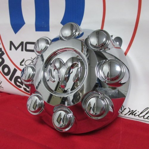 Dodge Ram Truck 2500 3500 Chrome Center Hub Cap Wheel Cover Mopar OEM by Mopar