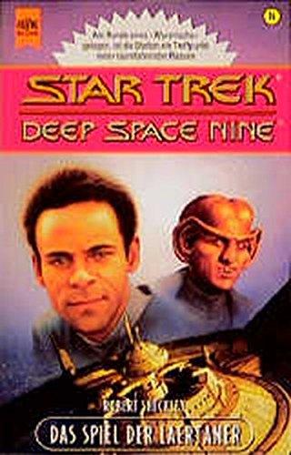 Star Trek - Das Spiel der Laertaner (Heyne Science Fiction und Fantasy (06))
