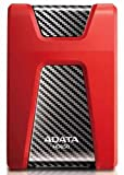 Buy Adata HD650 1TB External Hard Disk Red Online
