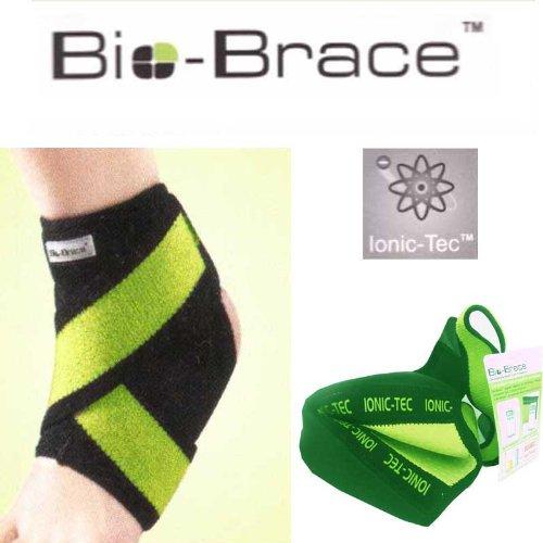 BIO-® BRACE-Soporte para tobillo, talla L-Ionic-TecTM (doble potencia de iones negativos)