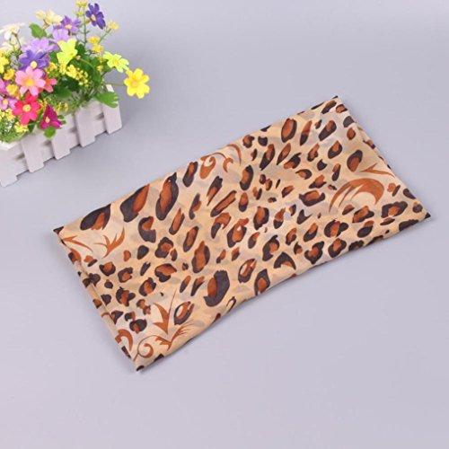Transer ® Femelle Écharpes, Longue écharpe Châle Wrap femmes Élégant / mousseline écharpe avec Promotion de motif différent en Europe Marron