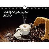 Kaffeezauber DIN A4 Kalender 2020 Kaffee - Seelenzauber