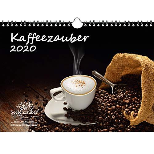 Kalender 2020 Kaffee und zusätzlich 1 Geschenkkarte - Seelenzauber ()
