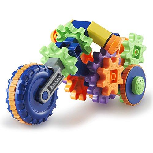 Learning Resources Gears! Gears! Gears! Zahnrad-Motorrad