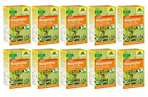 Neudorff Raupenfrei Xentari 250 g- Biologisches Spritzmittel, dessen Wirkstoff durch nützliche Mikroorganismen erzeugt Wird