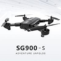 Price comparsion for Foldable Quadcopter Drone With 720P/1080P HD Camera GPS Surround Intelligent Follow Trajectory Flight APP Control ( Design : 1080P )