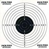 Jack Pyke Bersagli di Carta (100 Pcs)