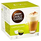 Product Image of Nescafe Dolce Gusto Cappuccino 16 Capsules - Pack of 3...