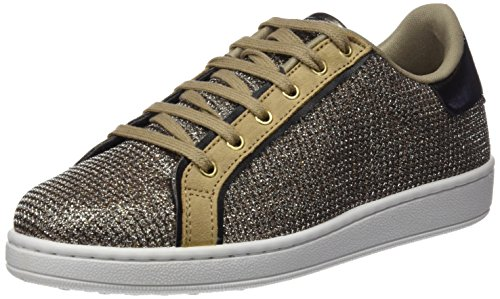 Gioseppo Donna PULITE scarpe sportive Oro Size: 38