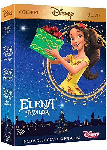 Elena d'Avalor - Coffret 3 DVD [Francia]