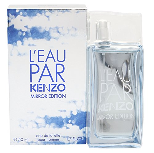L'Eau Par Kenzo, Mirror, Eau de Toilette spray da uomo, 50 ml