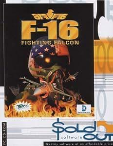 F16 Fighting Falcon - Box