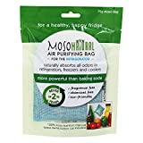 Best BAMBOO Home Airs - Moso Natural Air Purifying Bag, Keeps Your Refrigerator Review