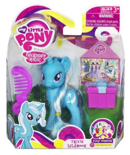 My Little Pony My Little Pony Basic Figure Trixie Lulamoon, Pony Wedding Series.