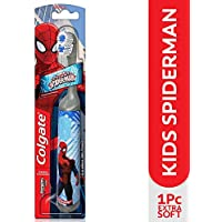 Brosse à dents Colgate Motion Kids SPIDERMAN