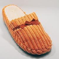 Da donna casual pantofola da interno caldo cotone, 2, (Plaid High Heel)