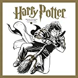Harry Potter (Colouring in) Official 2017 Calendar