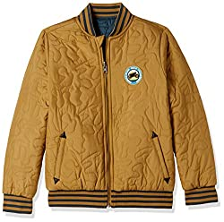 Allen Solly Junior Boys Cotton Jacket (AKBJK517470 12 Blue)