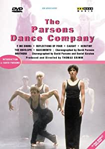The Parsons Dance Company - Fine Dining, Caught, Scrutiny [DVD] [2002]