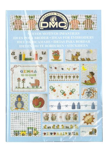 DMC Librito Nuevos Motivos Infantiles