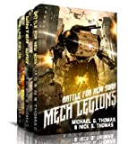 Mech Legions: The Complete Trilogy - Box Set