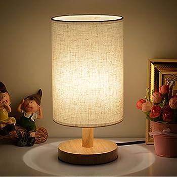 Chevet Creux Table En Jiayoujia 40w Avec Boîte Bois Lampe De Yfgyb76