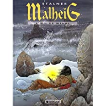 Malheig, tome 3 : L' Oeil de Wedal