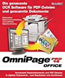 OmniPage Pro 14 Office - Crossupgrade von JEDER OCR-Software