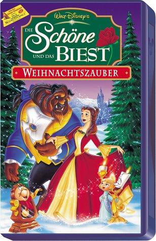 Walt Disney Die Schöne und das Biest: Weihnachtszauber [VHS]