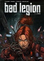 Bad Legion, Tome 1 : Lamia