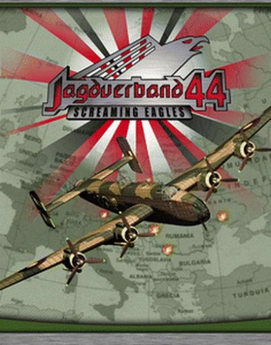 Jagdverband 44: Screaming Eagles