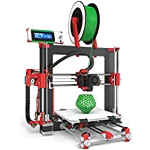 BQ Hephestos - Impresora 3D (resolución hasta 300 micras, velocidad 80-100 mm/s, micro-USB tipo B, pantalla LCD)