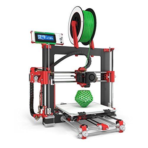 BQ Hephestos - Impresora 3D (resolución hasta 300 micras, velocidad 80-100...