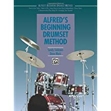 Alfred's Beginning Drumset Method (Alfred's Drumset Method)