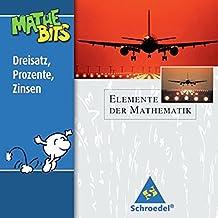 Elemente der Mathematik SI - Lernsoftware MatheBits: Dreisatz, Prozente, Zinsen: Einzelplatzlizenz
