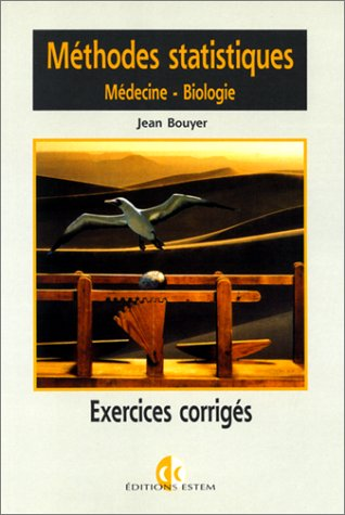 Mthodes statistiques, exercices corrigs