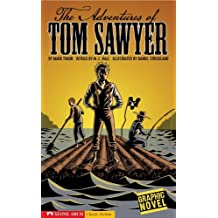 The Adventures of Tom Sawyer: (Graphic Revolve (Library Binding))