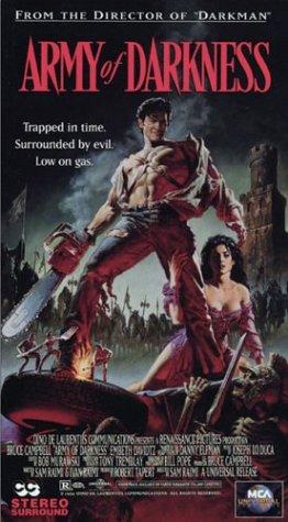 Preisvergleich Produktbild Army of Darkness [VHS]