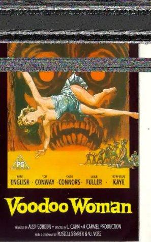 Bild von Voodoo Woman [VHS] [UK Import]