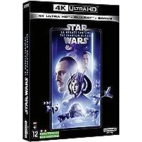 STAR WARS Episode I - LA MENACE FANTOME (2019) - Blu-ray 4K