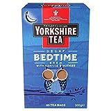 Taylors of Harrogate Yorkshire Tea Bedtime Brew 40 sachets de thé, 100 g